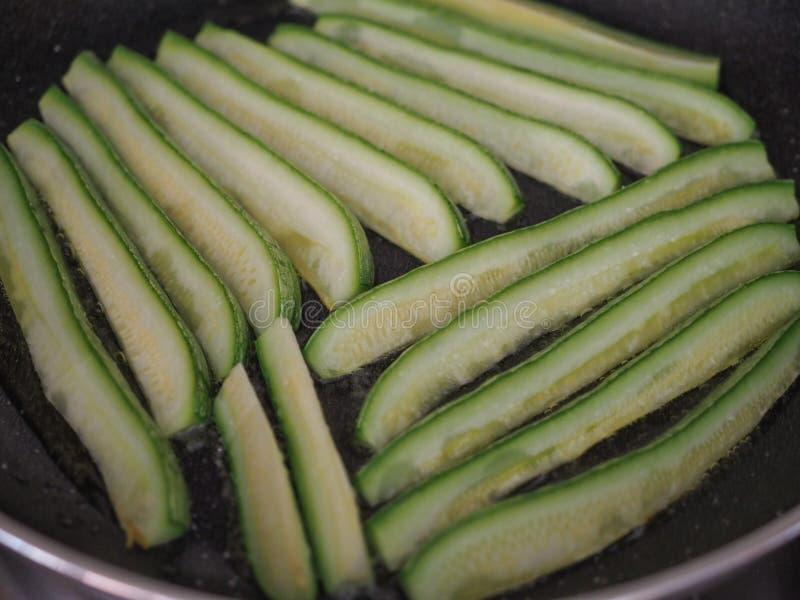 Zucchinialias Zucchini-Gem?selebensmittel stockfotografie