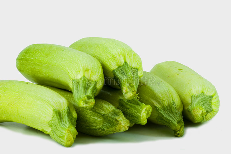 Zucchinis imagens de stock royalty free