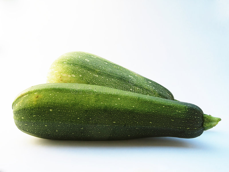 Zucchinis Стоковые Фото