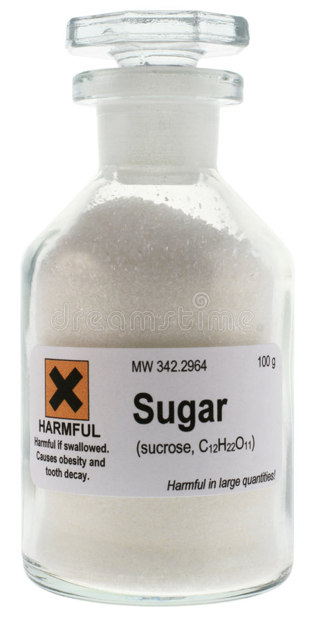 Zucker stockfotos