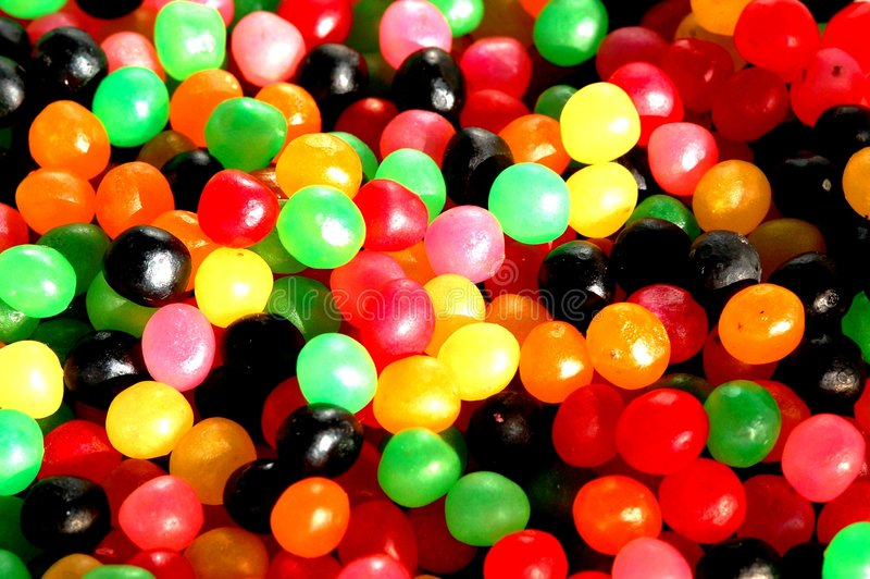 Zuckerpillen lizenzfreies stockbild