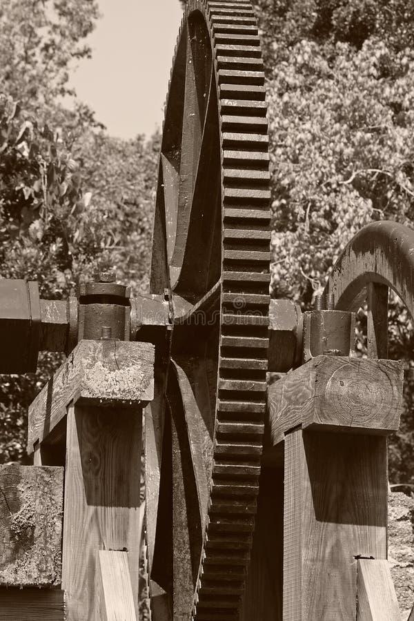 Zuckerraffinerie stockbild