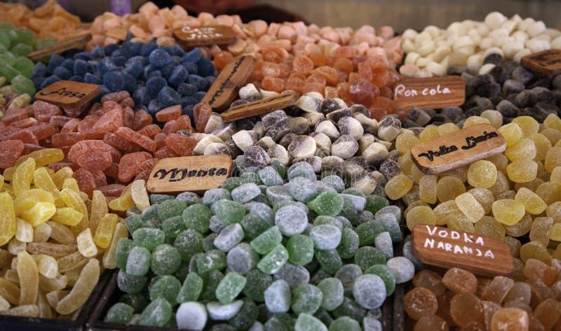 Zuckersüßes Süßholz stockbilder