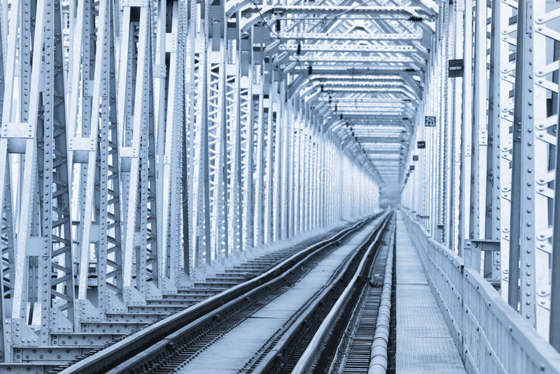 Zugbrücke stockfotografie