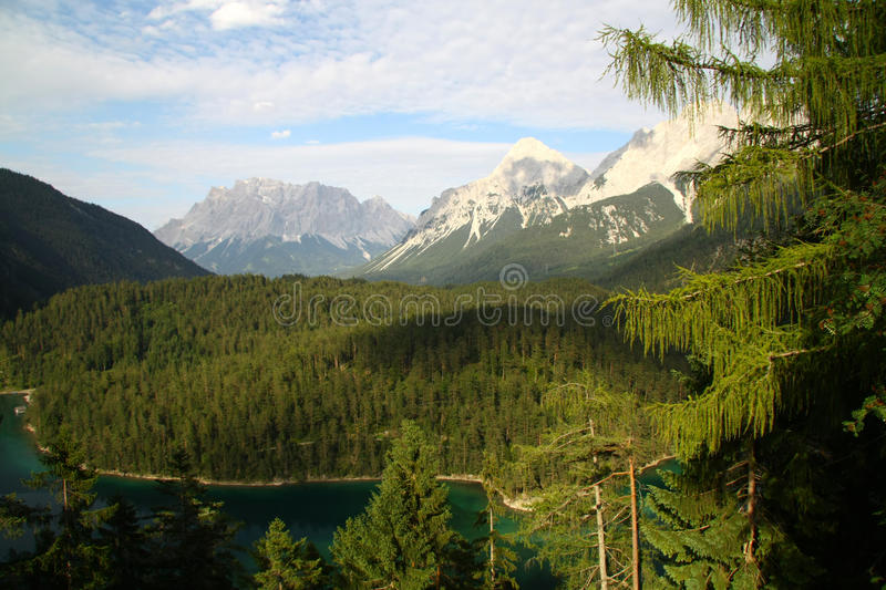 Zugspitze photos stock
