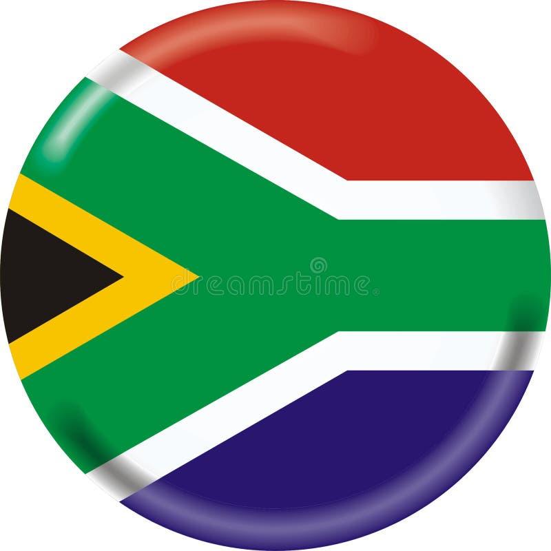 Zuid-Afrika stock illustratie
