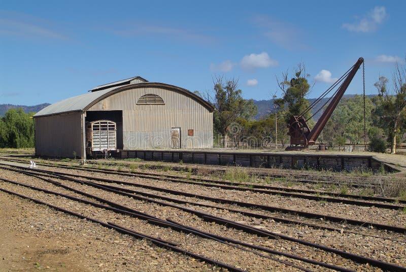 Zuid-Australië, Pichi Richi Railway royalty-vrije stock fotografie