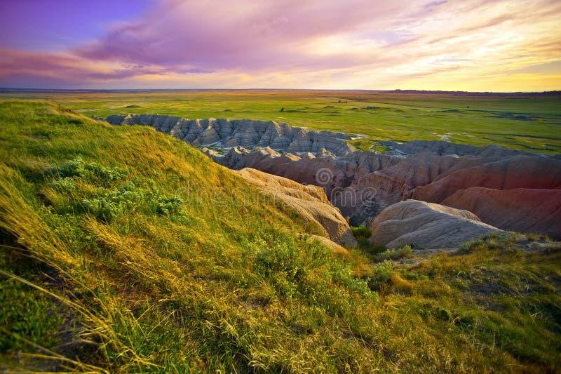 Zuid-Dakota royalty-vrije stock fotografie