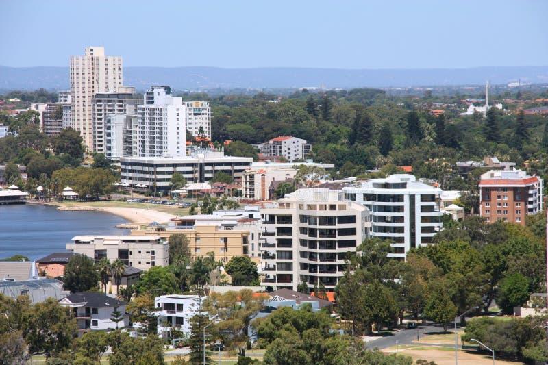 Zuid- Perth stock fotografie