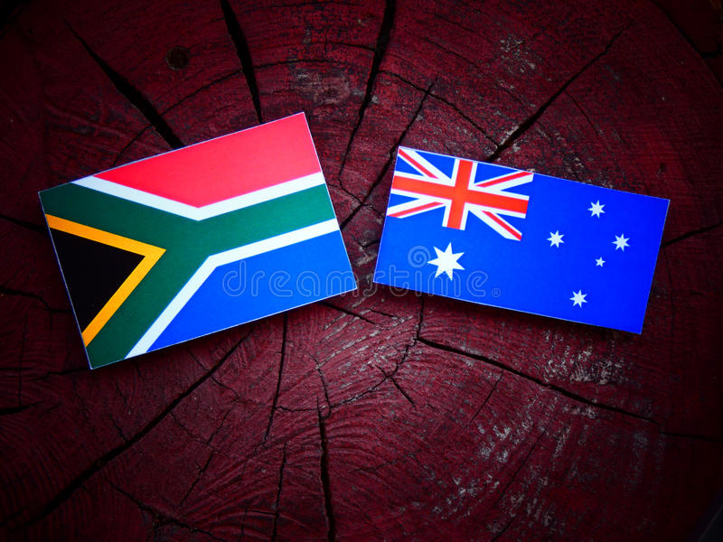 Zuidafrikaans royalty-vrije stock afbeelding