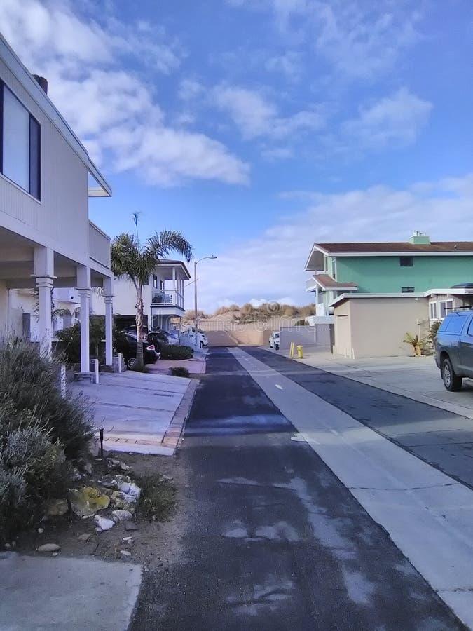Zuidelijk Californië stock afbeeldingen
