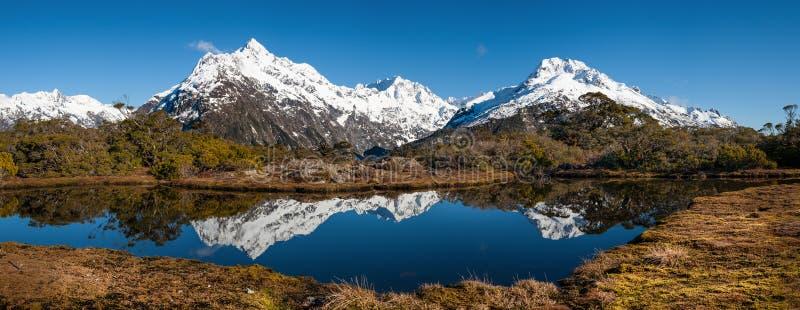 Zuidelijke Alpen royalty-vrije stock foto's
