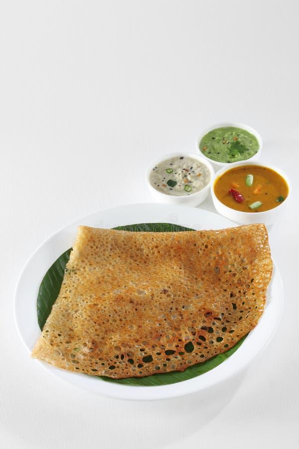 Zuiden Indisch voedsel royalty-vrije stock fotografie