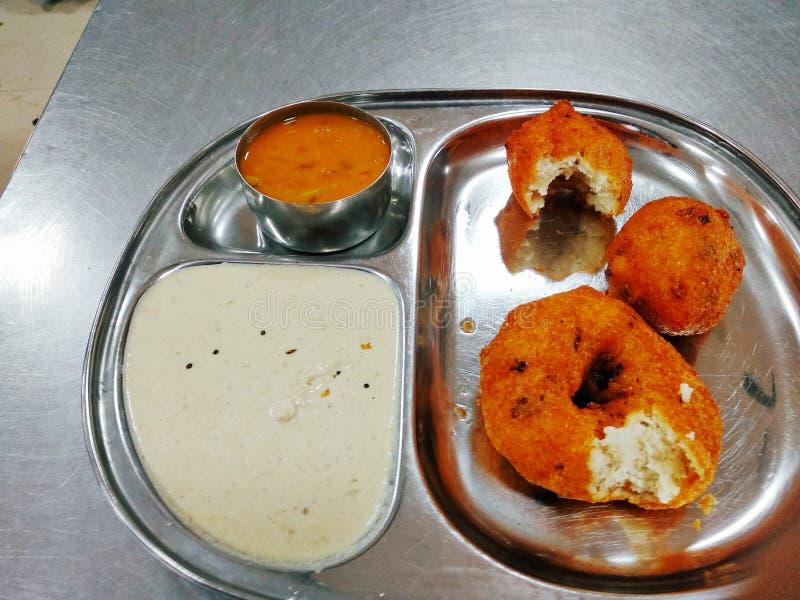 Zuiden Indische ontbijt of snack royalty-vrije stock fotografie