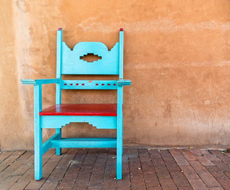Zuidwestelijke ontwerpstoel stock foto's