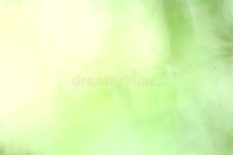 Zuivere groene achtergrond royalty-vrije illustratie