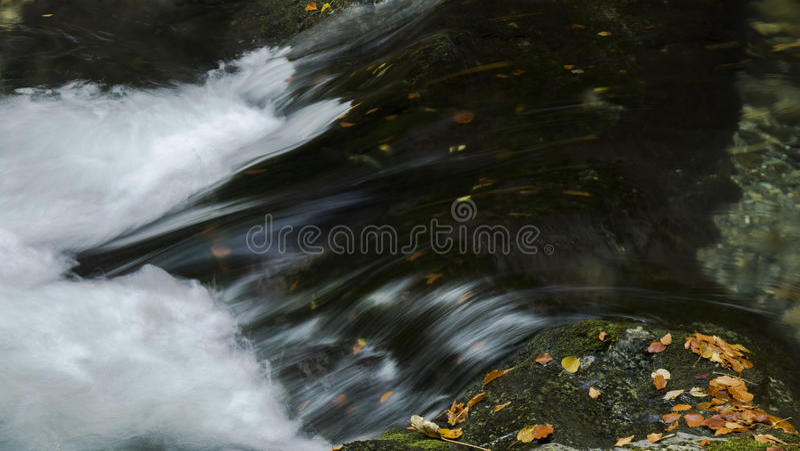 Zuivere watermassa royalty-vrije stock afbeelding