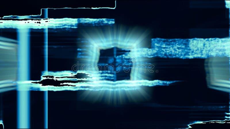 Zukünftige Technologie 0366 stockfotos