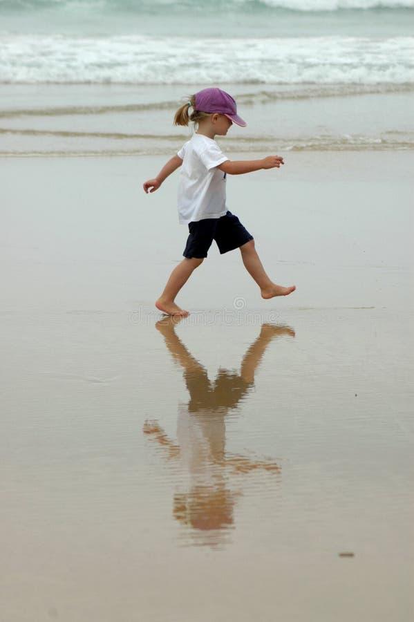 Zukünftiges Kind lizenzfreie stockfotografie