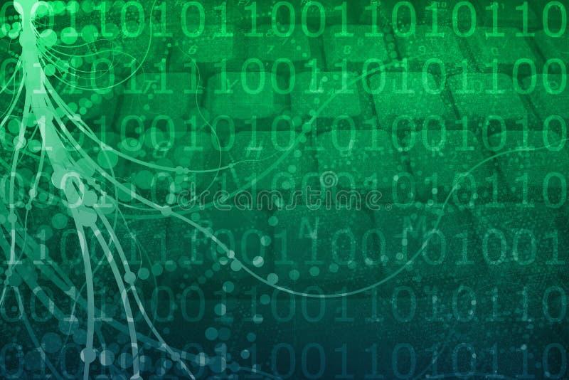 Zukunftsroman-Realität-Netz vektor abbildung