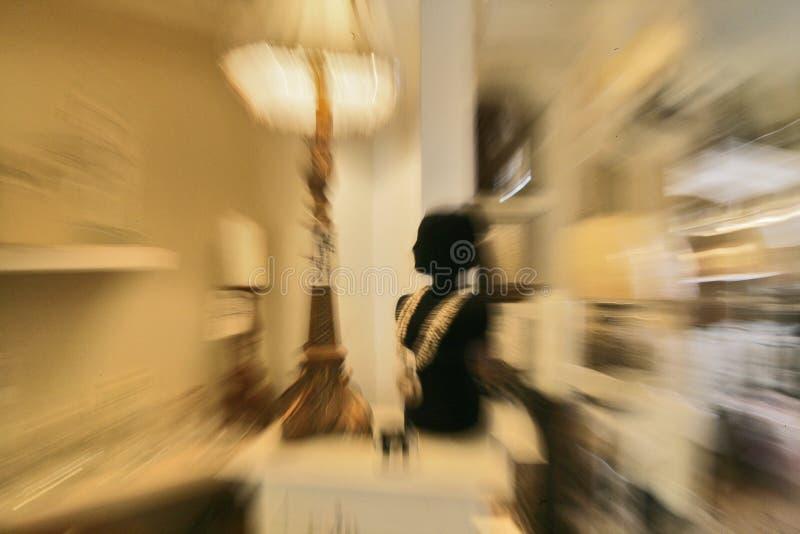 Zumata Del Movimento Fotografie Stock Libere da Diritti