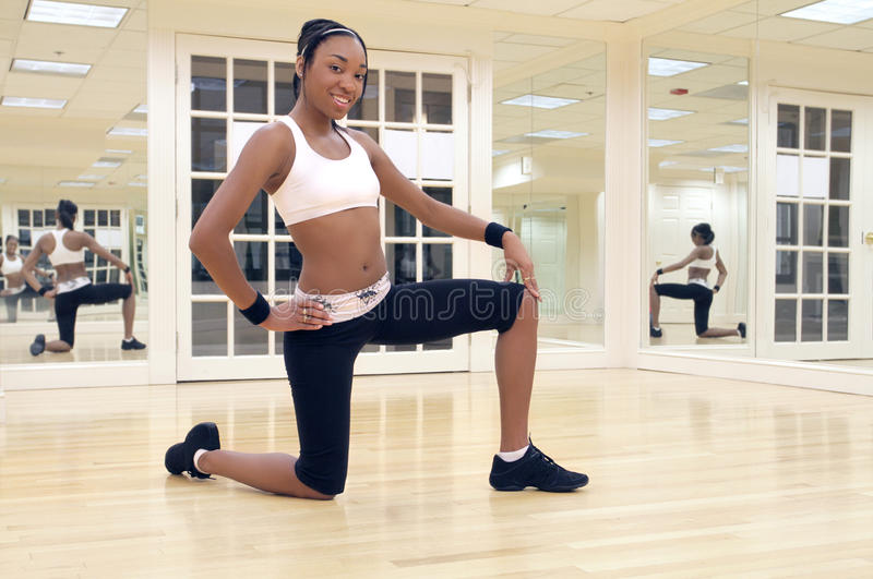 Download Zumba Fitness Instructor stock photo. Image of fitness - 12387494