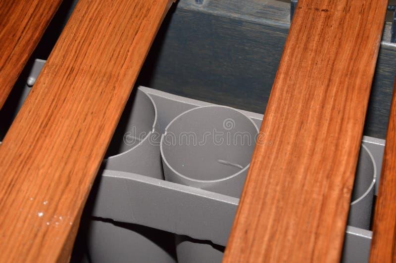 Zumbido em um xilofone fotos de stock