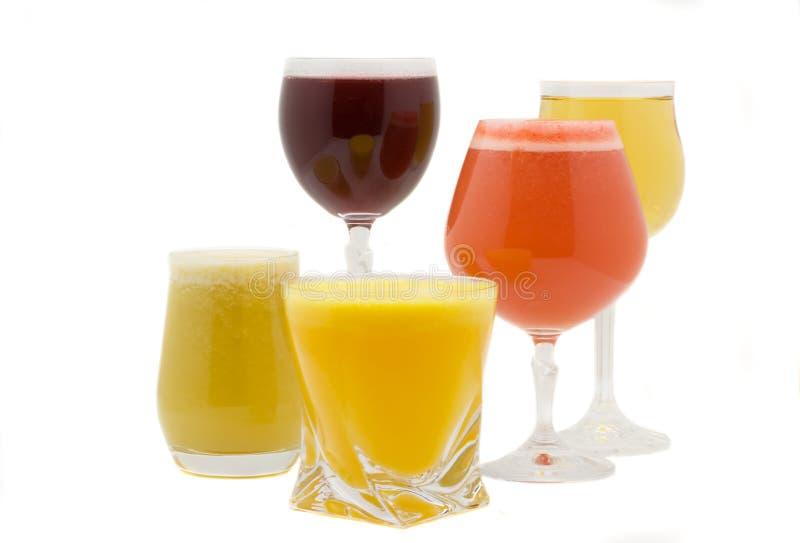Download Zumo de fruta foto de archivo. Imagen de bebida, desayuno - 7278554