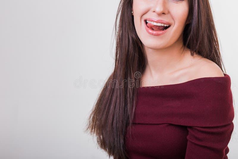 Leckende Zunge