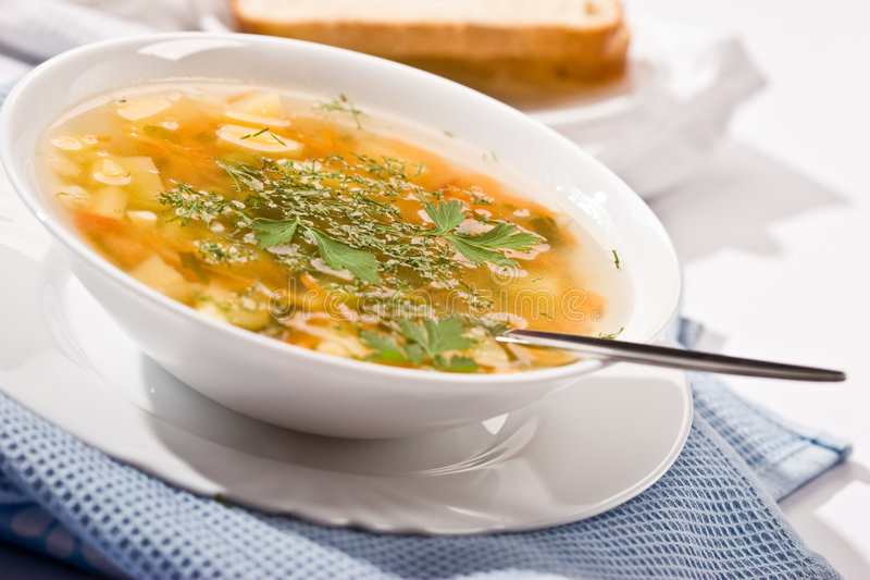 zupa obrazy stock