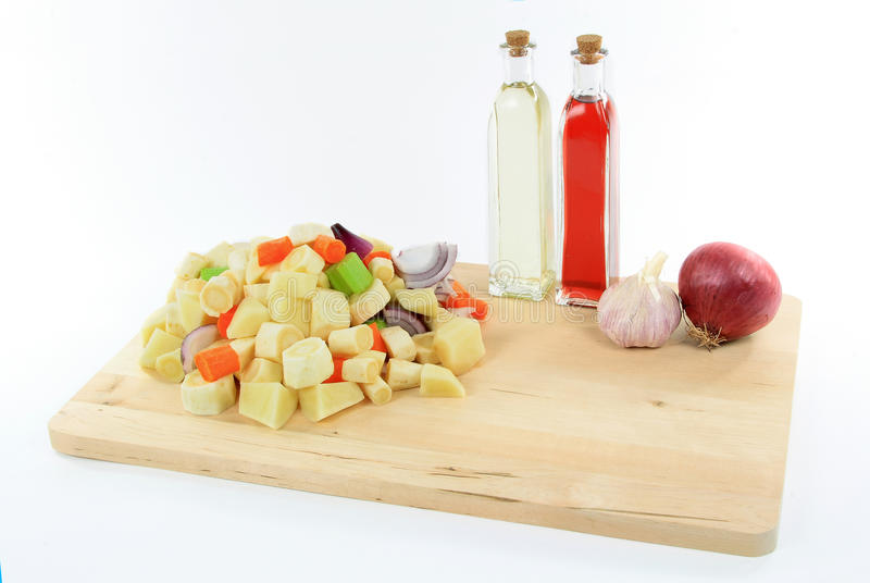 zupni kulinarni pasternaki zdjęcie stock