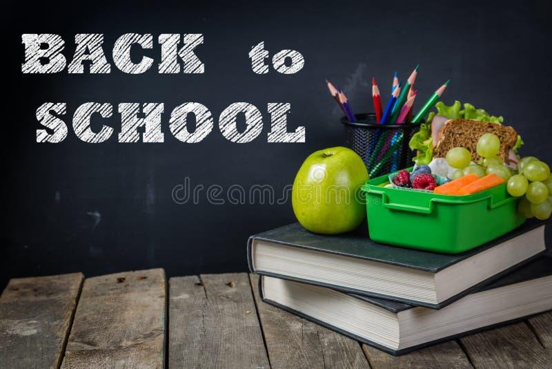 Zurück zu Schule-Konzept lizenzfreie stockbilder