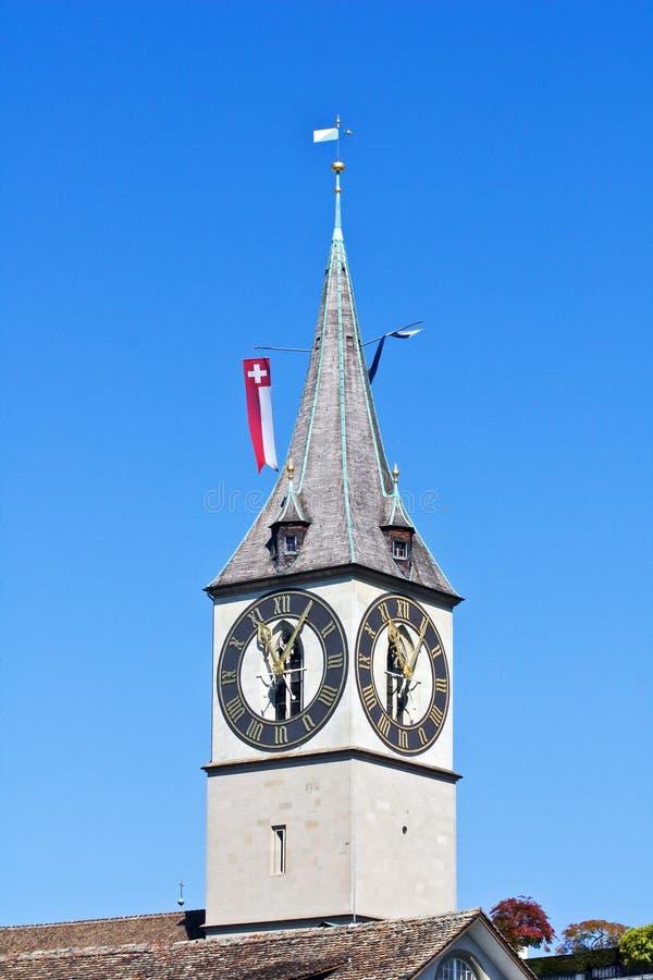 Zurich foto de archivo
