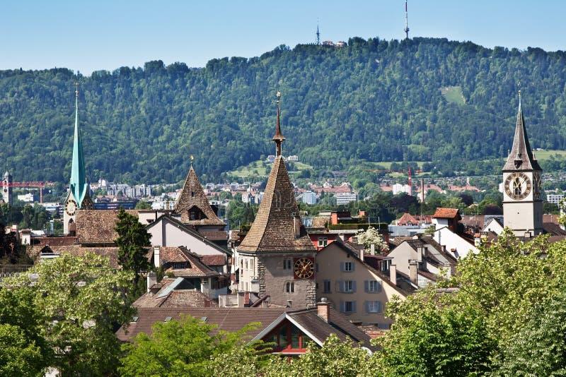Zurich imagenes de archivo