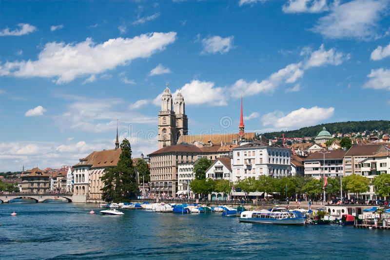 Download Zurich stock photo. Image of house, pointed, history - 12886668