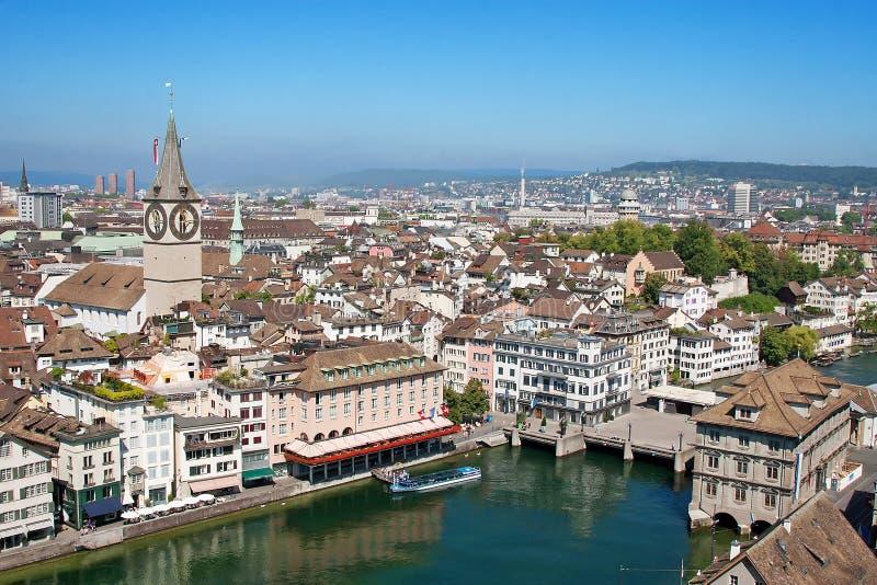 Zurich imagen de archivo