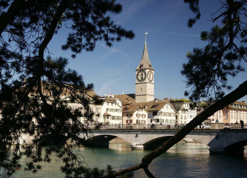 Zurich images libres de droits