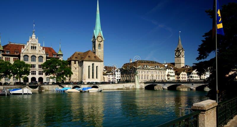 Zurich image libre de droits