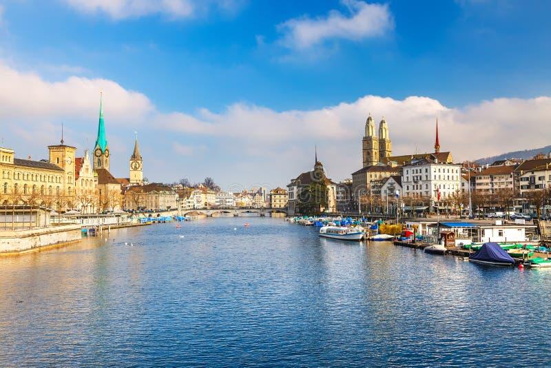 Zurich photographie stock