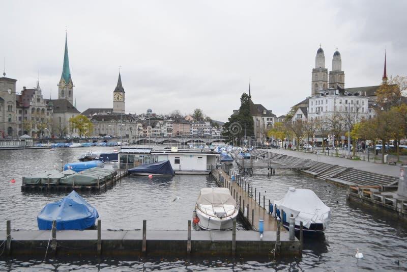 Zurich photo libre de droits