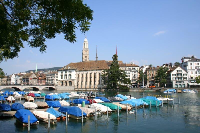 Download Zurich arkivfoto. Bild av lake, turism, stad, schweizare - 515148