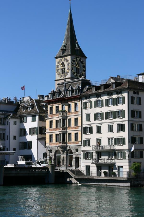 Zurich photographie stock libre de droits