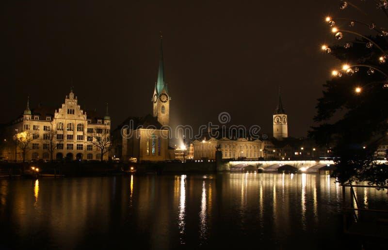 Zurich du centre, Suisse photos stock