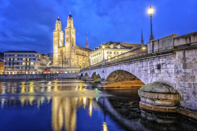 Zurich, Suisse photographie stock libre de droits