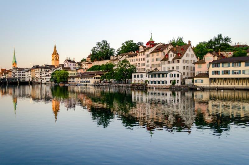 Zurique, Switzerland fotos de stock