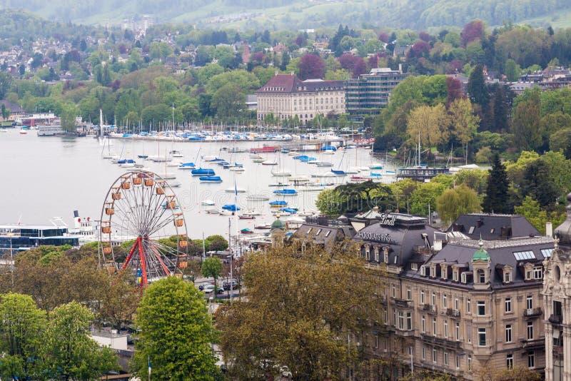 Zurique Switzerland foto de stock royalty free