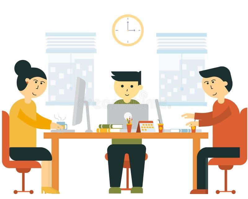 Zusammenarbeitung lizenzfreies stockfoto