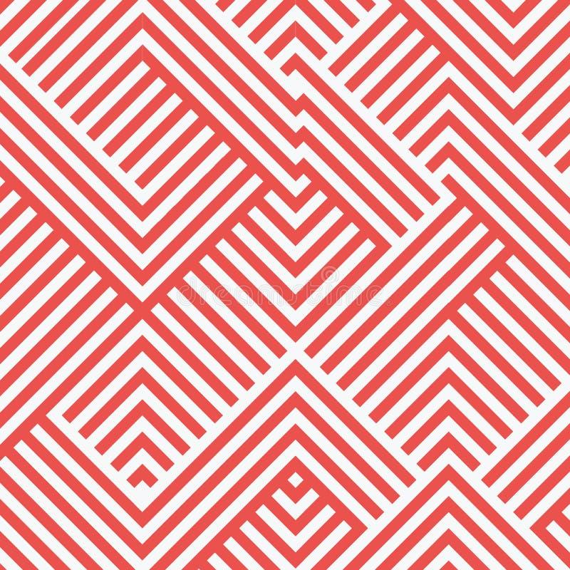 Zusammenfassung abgestreifter geometrischer Hintergrund Auch im corel abgehobenen Betrag vektor abbildung