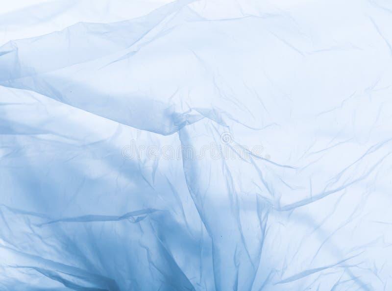 Zusammenfassung der Plastikfolie nützlich als Hintergrund lizenzfreies stockfoto