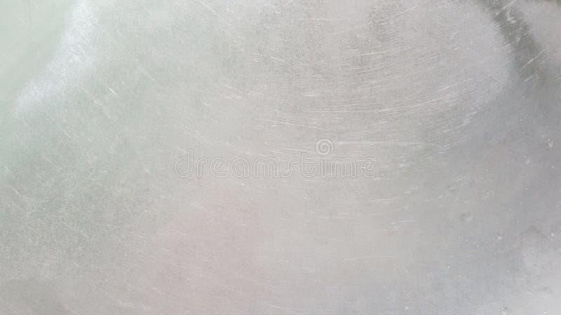 Zusammenfassung des silbernen Graus stockfotografie